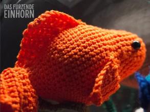 Aquarium-Goldfisch