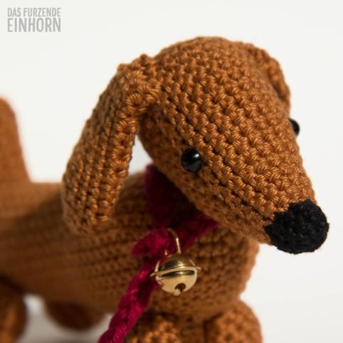 Crochet a Dachshund