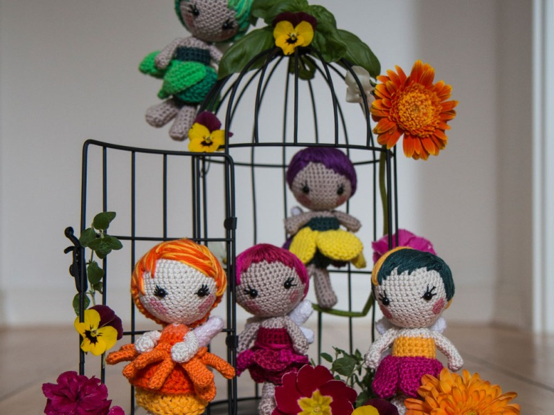 Amigurumi Fairies