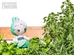 Herb Fairy Amigurumi Crochet