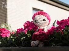 Crochet Pink Fairy