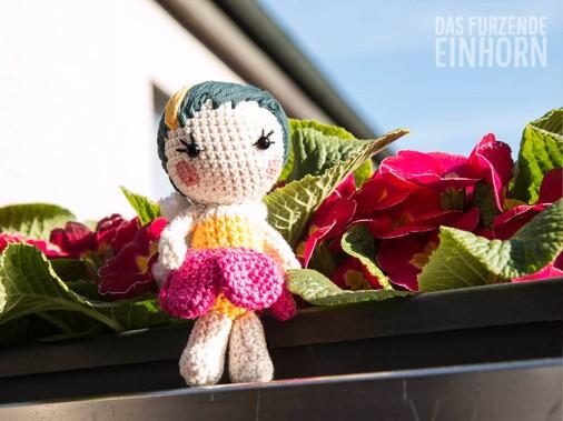 Primrose Fairy Amigurumi
