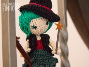Crochet a Witch