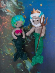 Mermaid / Meerman