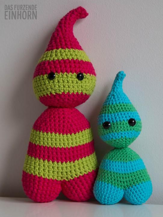 Crocheted Sleeping-Buddy