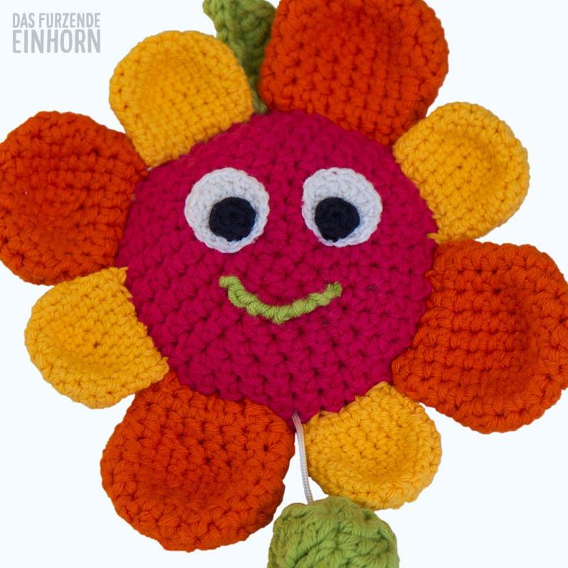 Blumen-Spieluhr