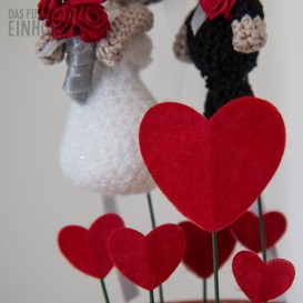 Hochzeit-Geschenk-Herz