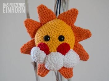 Wetter-Mobile Frau Sonne