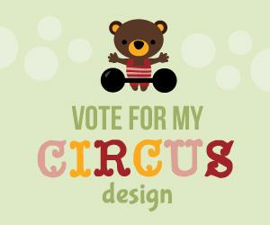 amigurumi contest vote for my circus design