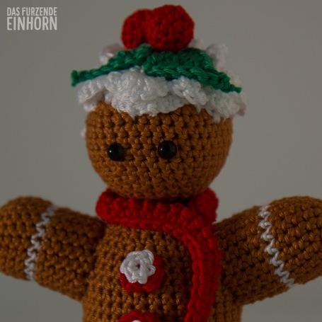 Crochet Gingerbread
