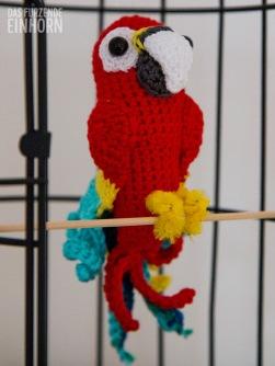 Parrot-Crochet-Amigurumi