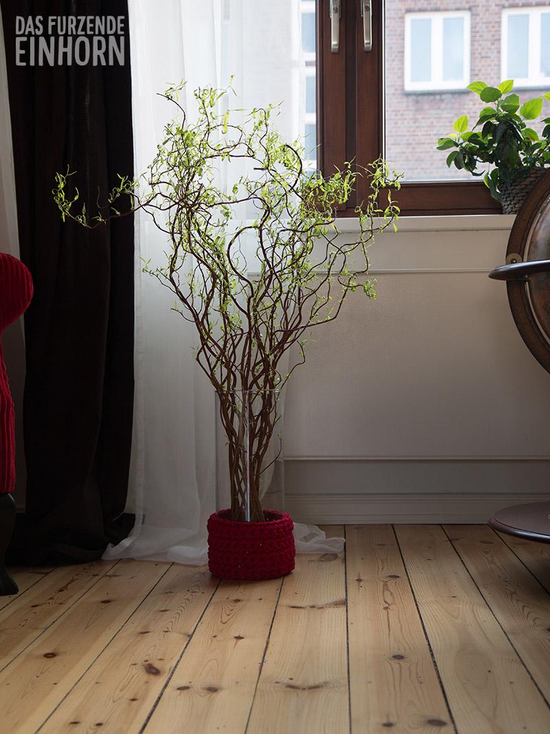 Dekoration vase h keln das furzende einhorn - Einhorn dekoration ...