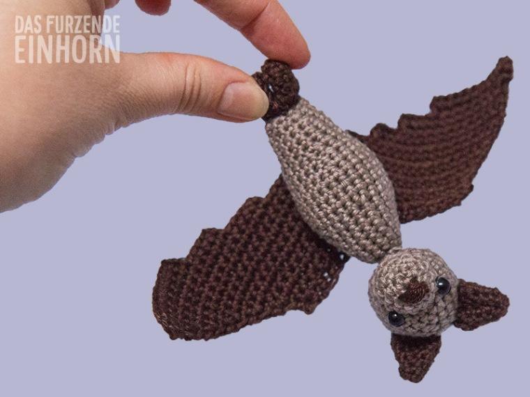 Fledermaus-häkeln-amigurumi
