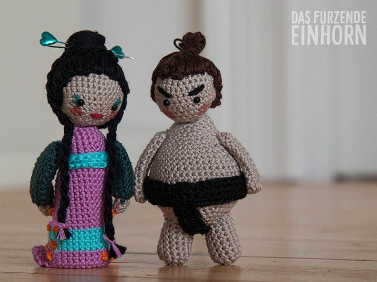 Geisha-Sumo-Crochet