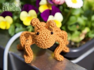 Annette Ant crochet