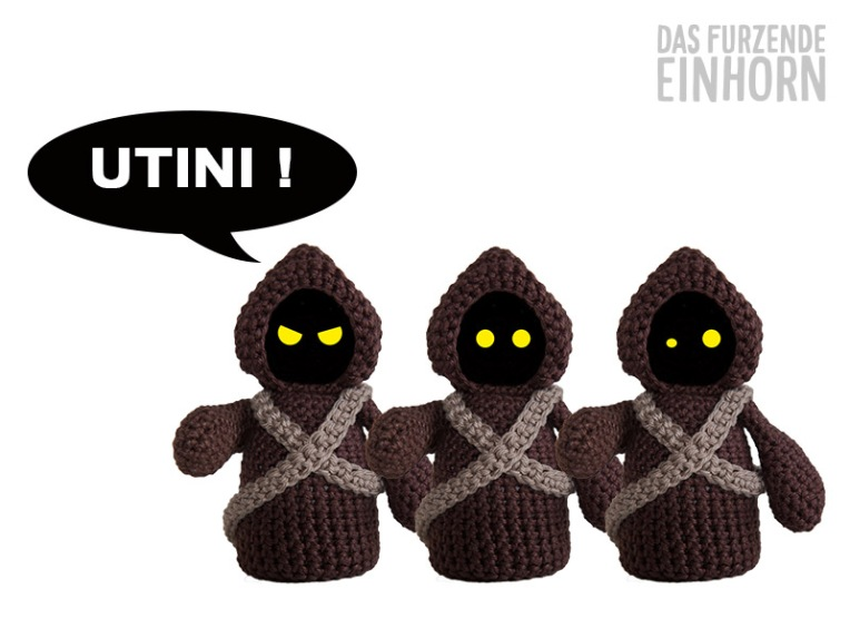Utini - May the 4th be with you