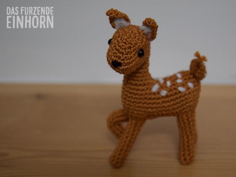 Bambi haekeln