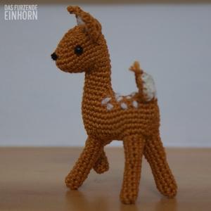 Crochet a Bambi 1