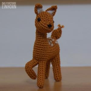 Crochet a Bambi 4