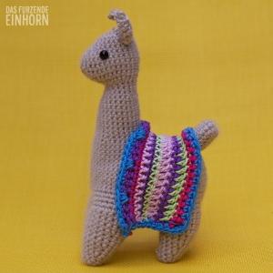 Crochet a Lama right