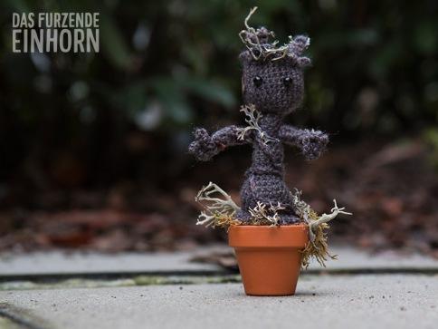 Groot-Crochet-Dancing