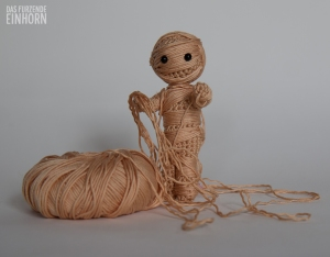 Yarn Mummy