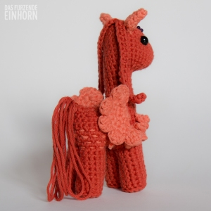 Crochet a Pumpkin Pony