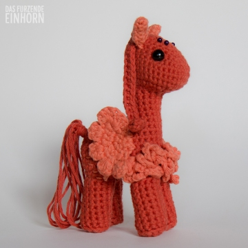 Crochet a Pumpkin Pony