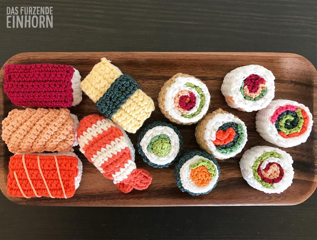 Sushi-Maki-Crochet-Thewholeplate