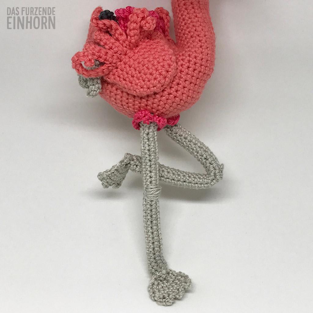 Flamingo Liebe Das Furzende Einhorn