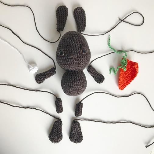 Crochet a Bunny