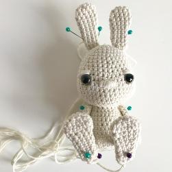 Crochet a cute Bunny