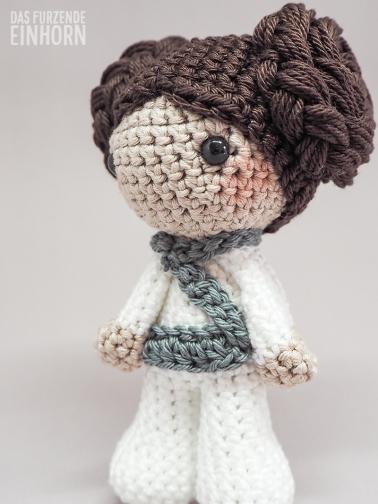 Prinzess Leia Starwarsday2019 Crochet